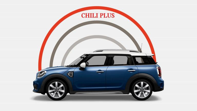 MINI Cooper S Countryman Chili Plus